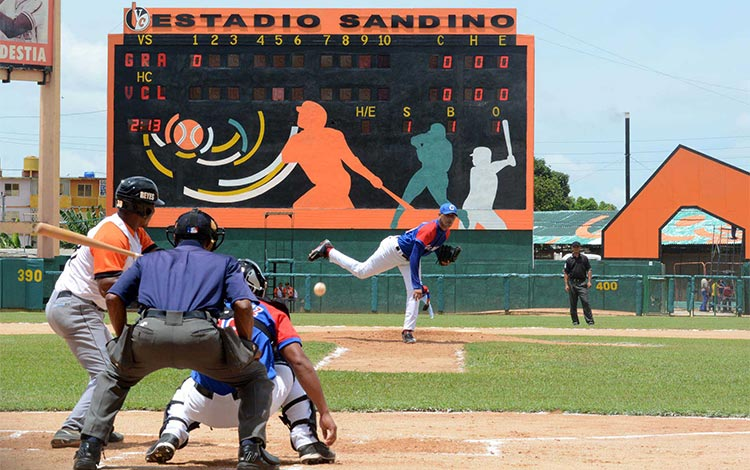 Cuban baseball: wild card series start today