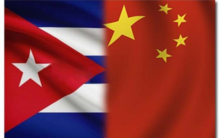 Diaz-Canel appreciates solidarity of China